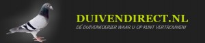 Banner Duivendirect Duivenkoerier